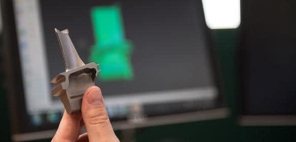 3D-Druck von Kunststoffen und Metallen gehört inzwischen zu den Standard-Produktionsverfahren. (Bild: Siemens)