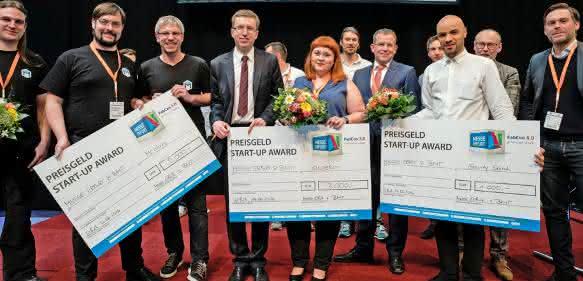 Die Fabcon 3.D ist mit der 3D Printing Conference der internationalen 3D-Druck-Community mit kreativen Start-Ups, Szene-Größen und Hobbyisten als Treffpunkt. (Bild: Messe Erfurt)