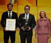 Schunk gewinnt Hermes Award 2017