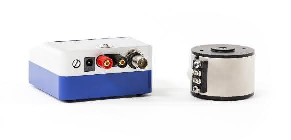 Miniatur-Verstärker für Inertial-Shaker