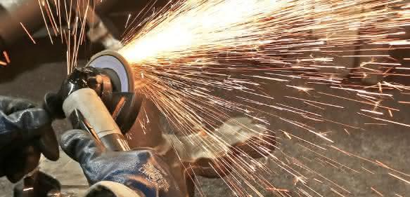 Druckluftschleifmaschine