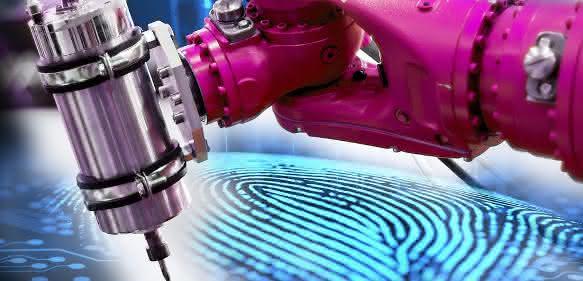 synchrone Robotersteuerung
