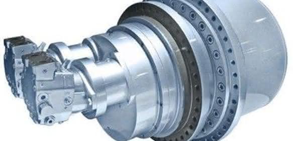 Hydraulische Fahrantriebe: Bonfiglioli bietet neue Baugrößen