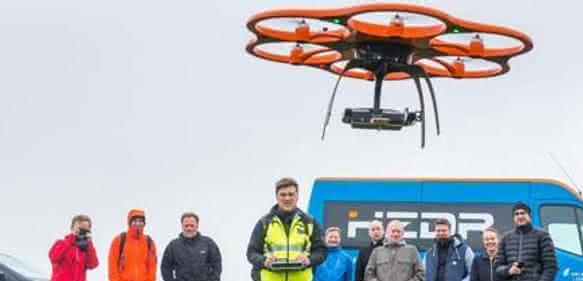 Drohnen-gestützte Technologien
