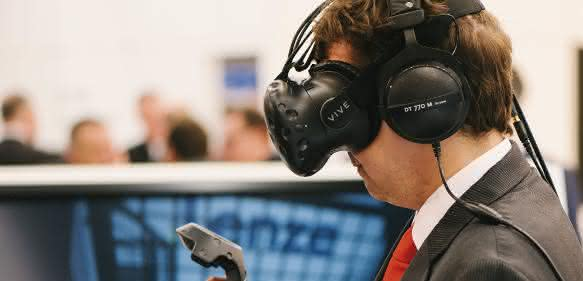 Virtuelle Realität: Engineering durch die VR-Brille