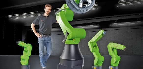 kollaborative Roboter