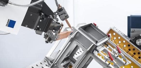 Laserschweißverfahren FusionLine