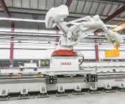 Roboterverfahrachsen