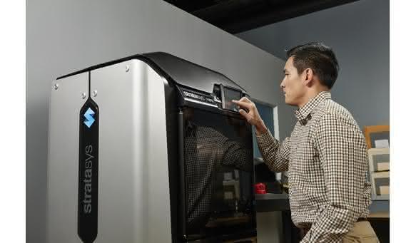Stratasys F123-Serie 3D-Drucker