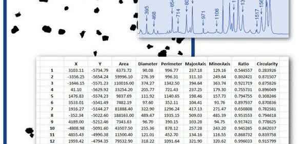 Software-Modul ParticleFinder™