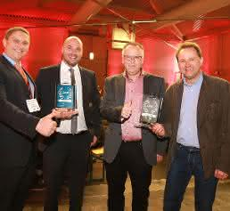Verleihung des Maintenance Awards