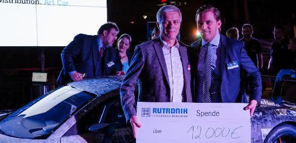 Werner Bauz und Fabian Plentz