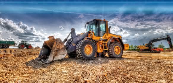 Rodriguez Elektohubzylinder Traktor