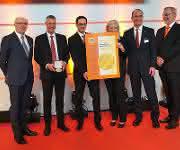 Swisslog Preis Bestes Produkt Logimat 2017