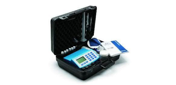 Wasseranalytik: Mobiles Photometer inklusive pH-Meter