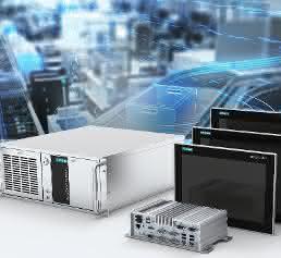 Simatic IPC327E und Panel-PC Simatic IPC377E