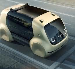 Volkswagen Konzeptfahrzeug Sedric