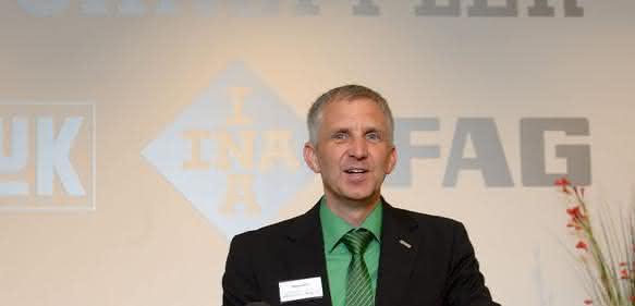 Michael Heid, Leiter Geschäftsfeld Industrie-Maschinen, Industrie Europa bei Schaeffler Technologies. (Bild: Schaeffler)