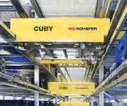 Einebenen-Shuttle Systems Cuby