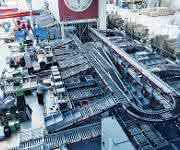 Das Produktions- und Logistikzentrum von Gebrüder Müller Apparatebau: Die Liefertermintreue wurde nun deutlich erhöht, und die Fehlerquote zeigt klare Tendenz nach unten. (Foto: Viastore)