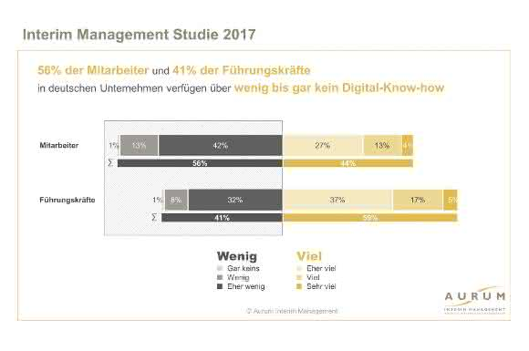 "Studie ""Interim Management 2017"""
