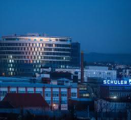 Schuler Innovation Tower Göppingen