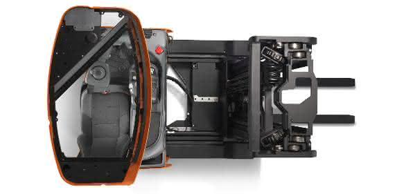 Toyota Material Handling BT Reflex