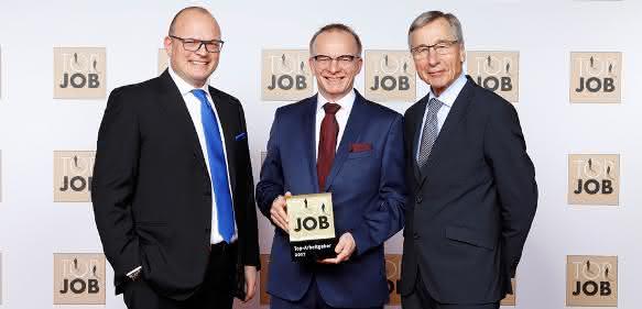 Remmert Auszeichnung Top Job