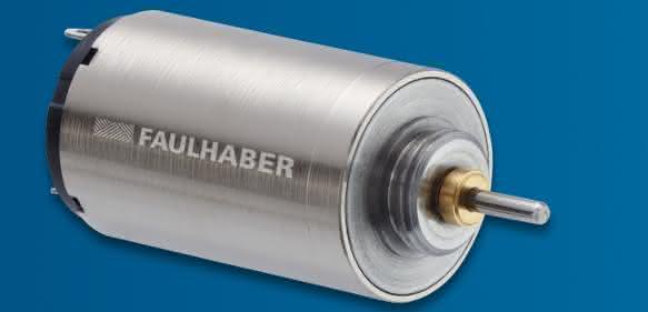 Die neue Serie 1016…SR von Faulhaber erweitert die bewährte Motorfamilie SR um noch kompaktere DC-Motoren mit Edelmetallkommutierung. (© Faulhaber)