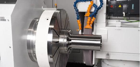 Universalschleifmaschine Wema Glauchau