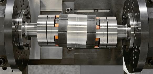 Rotex-Non-Sparking-Klauenkupplung KTR Systems