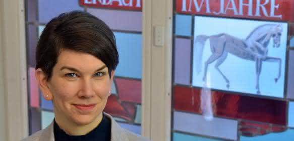 Prof. Dr. Anna Patricia Kipp: Die Selen-Expertin ist neue Professorin für Molekulare Ernährungsphysiologie der Friedrich-Schiller-Universität Jena. (Foto: Jan-Peter Kasper / FSU)