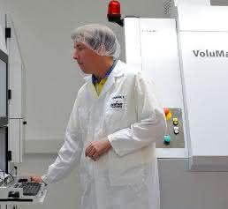 Qualitätsingenieur Robert Pfundbauer
