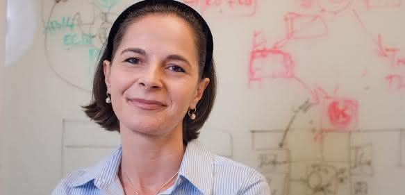 Die amerikanische Immunologin Dr. Yasmine Belkaid erhält am 31. März 2017 den Emil von Behring-Preis der Philipps-Universität Marburg. (Foto: NIAID)