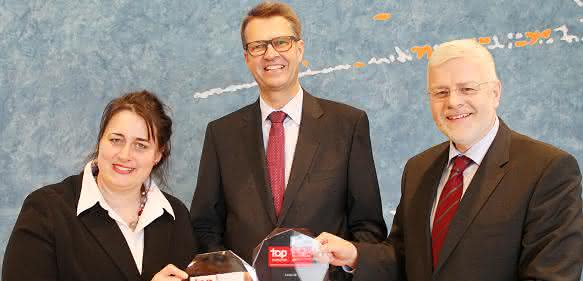 Lenze Top Employer 2017