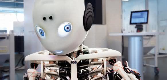 Additive  Fertigung: Humanoide Roboter aus dem 3D-Drucker