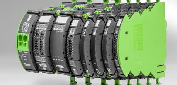 Current Monitoring System : Current monitoring system modularized to the maximum