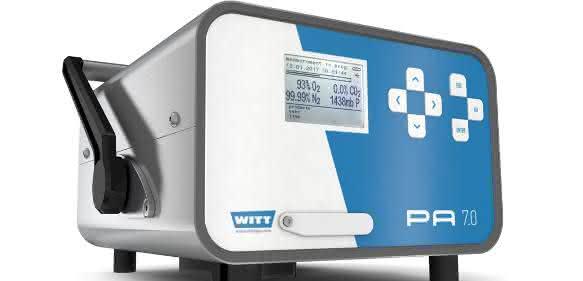Der Gasanalysator PA 7.0 ermöglicht jetzt auch zuverlässige Analysen im ppm-Bereich.