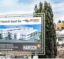 Herrmann Ultraschall Baustelle Harsch