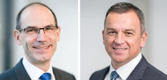 Dr. Hilmar Döring und Boris Katic