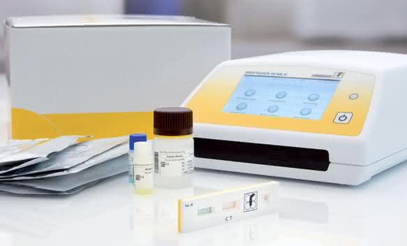 Infliximab-Schnelltest: Drug-Monitoring
