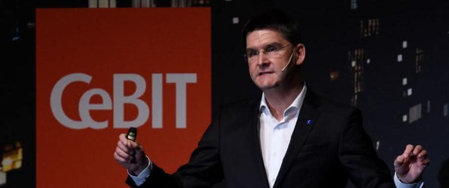 CeBIT 2017: CeBIT macht die Digitalisierung erlebbar