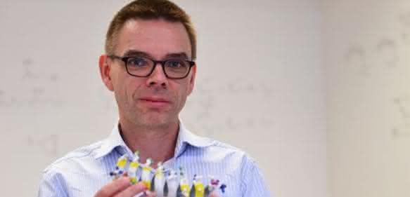 ETH-Professor Jörn Piel