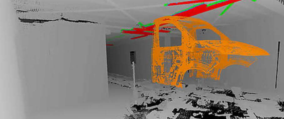 3D-Scanner: Smarter Modellwechsel