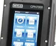 Der neue Prozesskalibrator CPH7000 von Wika vereint die Messung von Druck, Temperatur, Strom, Spannung und Umgebungsbedingungen.