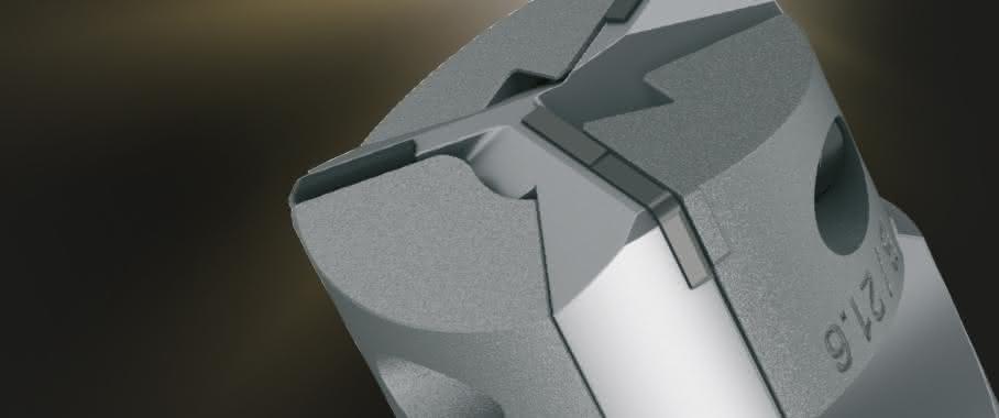 Komet JEL PKD-Bohrwerkzeug für Wasserstopfenbohrungen