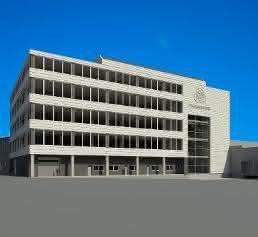 Testzentrum Thyssenkrupp Eschen/Liechtenstein