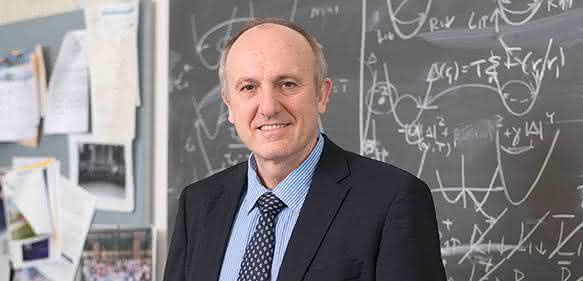 Prof. Dr. Daniel Loss. (Bild: Universität Basel, Departement Physik)