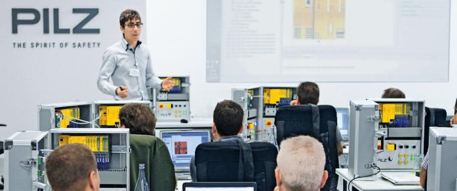Pilz Seminare zur Maschinensicherheit