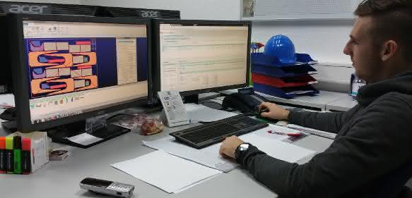 Software-Komplettlösung von Lantek